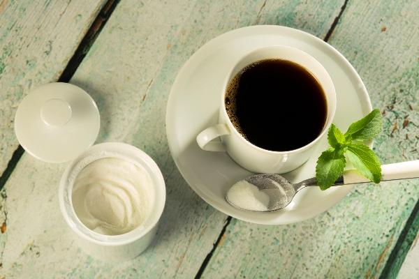 Stevia et Café 2